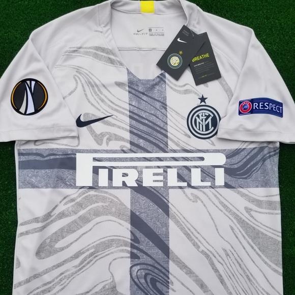 2018 19 Inter Milan 3rd kit soccer jersey Icardi 15b56652a